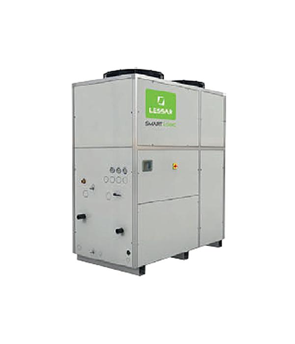 Компрессорно-конденсаторный блок Lessar LUE-100C4