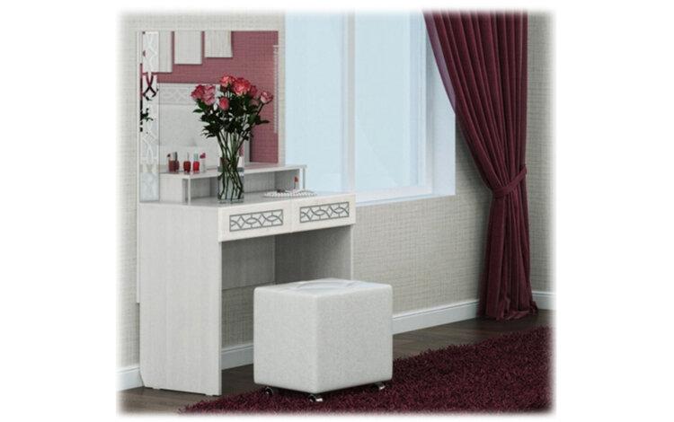 Белла модуль 6 Стол туалетный
