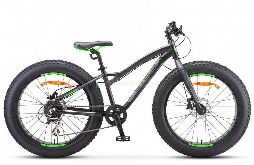 Велосипед подростковый Stels Aggressor D 24 V010 (2021)