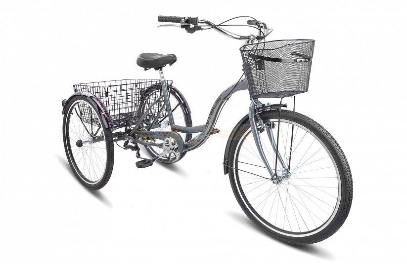 Велосипед грузовой Stels Energy VI 26 V010 (2021)