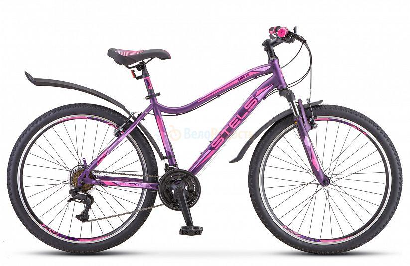 Велосипед женский Stels Miss 5000 V 26 V041 (2021)