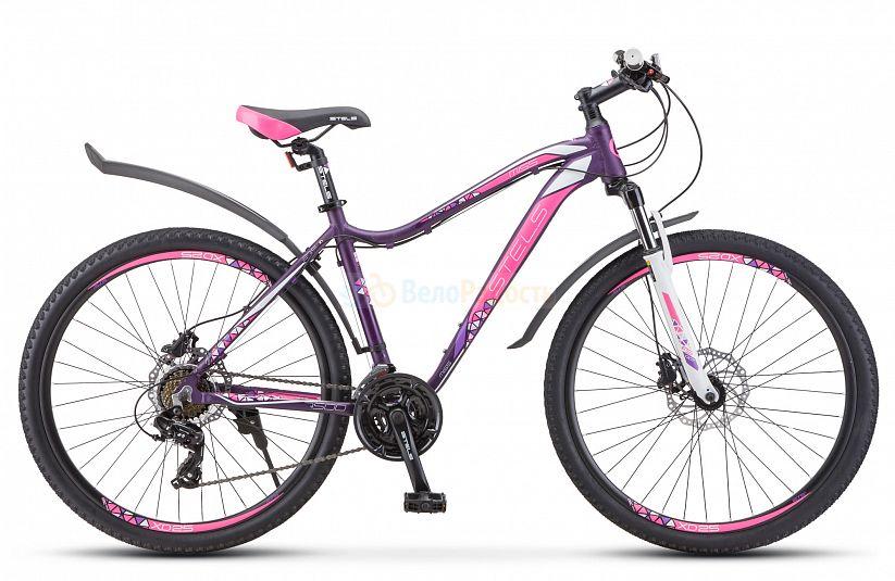 Велосипед женский Stels Miss 7500 D 27.5 V010 (2021)