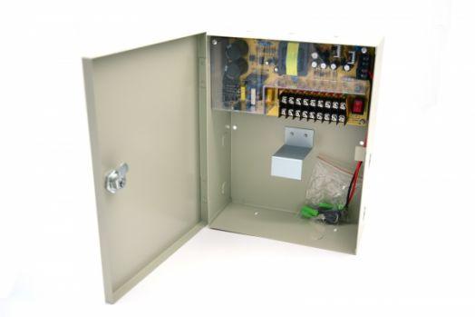 Блок питания для видеокамер в корпусе под аккумулятор Орбита VD-941 - 10A