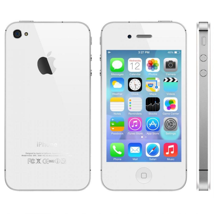Apple iPhone 4S 32 Gb белый