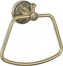 Держатель для полотенец кольцевой S-005860C Savol бронза