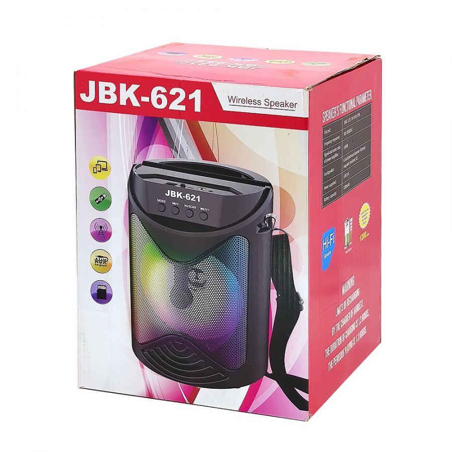 JBK-621 красная колонка BT