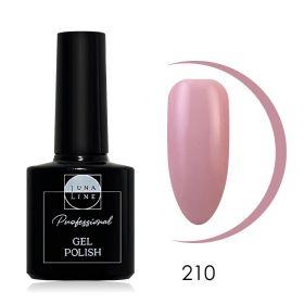 Гель-лак Lunaline 210 — бледно-розоватый