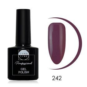 Гель-лак Lunaline 242 — пурпур