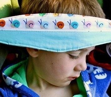 Фиксатор головы ребенка в автокресле