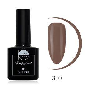 Гель-лак LunaLine 310 — пенное какао
