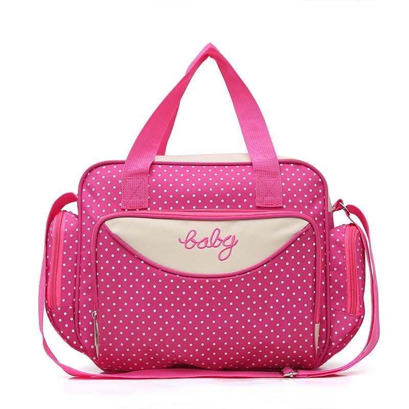 Компактная сумка для мамы, 36х9х26 см