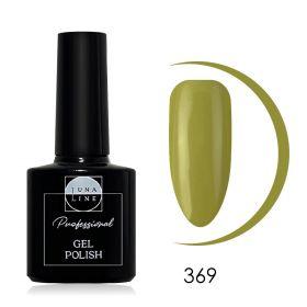 Гель-лак LunaLine 369 — карри желтый