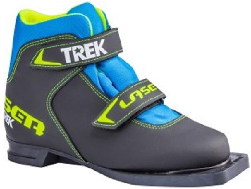 Лыжные ботинки (иск.кожа, мех) Trek Laser1 TR-254 75 мм