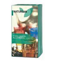 CF5 Чай зеленый с мятой (25х1,5 г ) 37,5 г , Astuccio te' verde menta 37,5 gr.