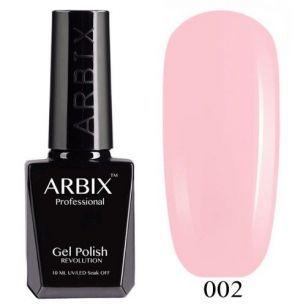 Гель лак  ARBIX № 02
