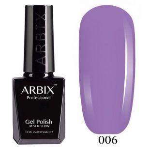 Гель лак  ARBIX № 06