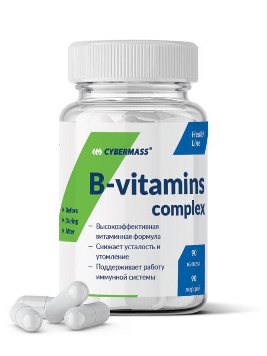 CYBERMASS- B-vitamins complex