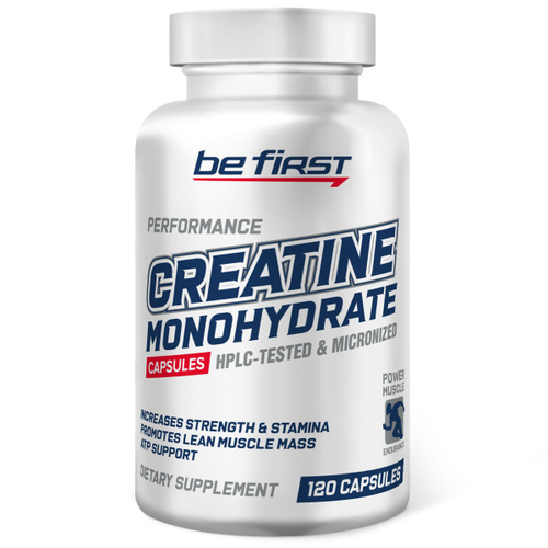 Be First - Creatine caps