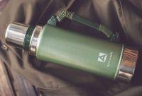 Термос для напитков Арктика серии 106-1250P зелёный