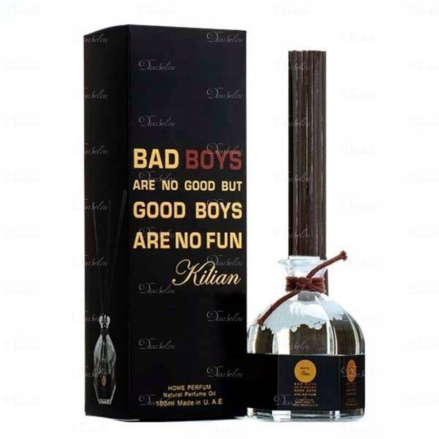 Аромадиффузор с палочками - Bad Boys Are No Good But Good Boys Are No Fun