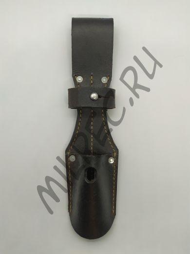Подвес на штык-нож Маузер 98к  с удерживающей петлей (Seitengewehrtasche fur Berittene) реплика