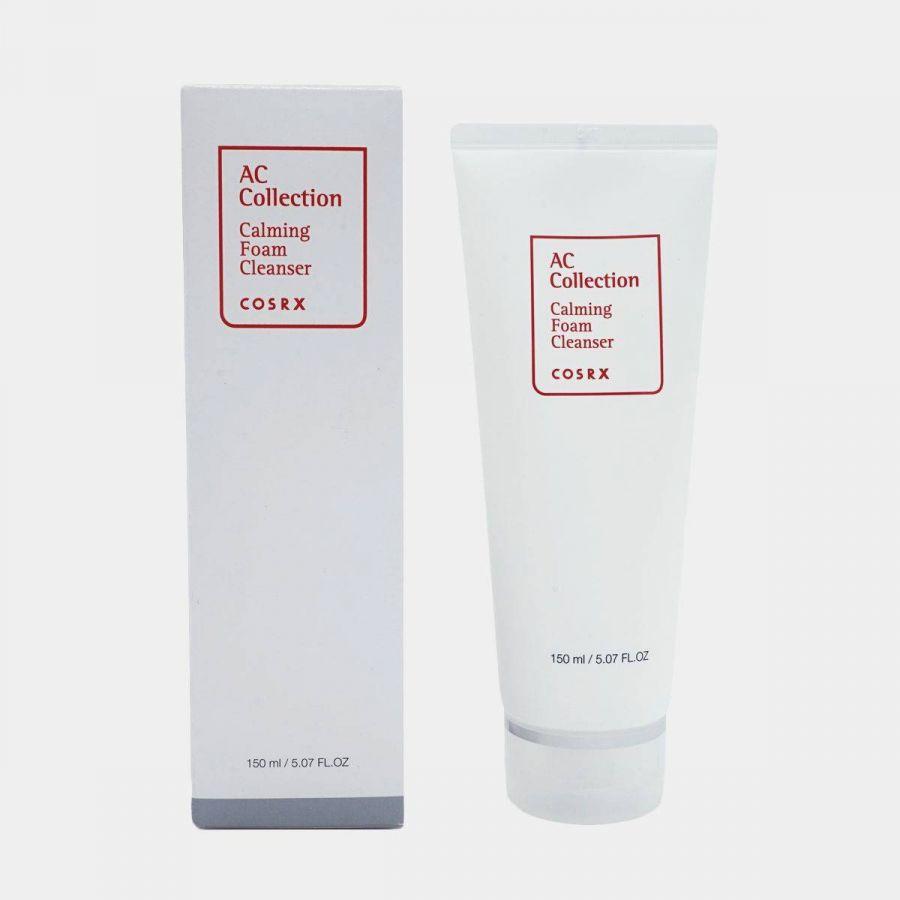 Пенка для умывания успокаивающая AC Collection Calming Foam Cleanser 150мл