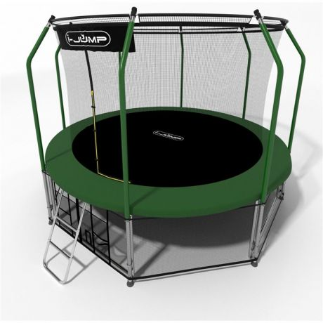 Батут I-Jump Elegant 12FT Green