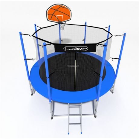 Батут i-Jump Basket 16ft blue