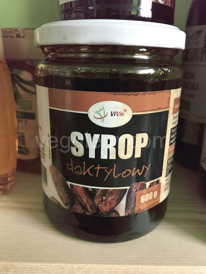 Органический финиковый сироп ,600 грамм