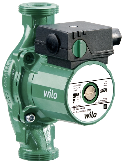 Wilo Star-RS 15/4-130