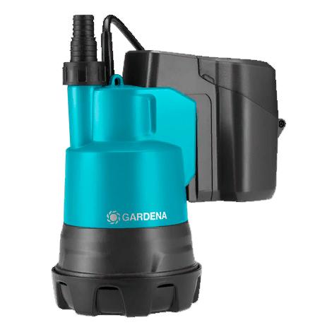 Gardena 2000/2 Li-18 (01748-20.000.00) для чистой воды
