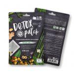 Антиоксидант- пластырь для стоп Detox patch , пара