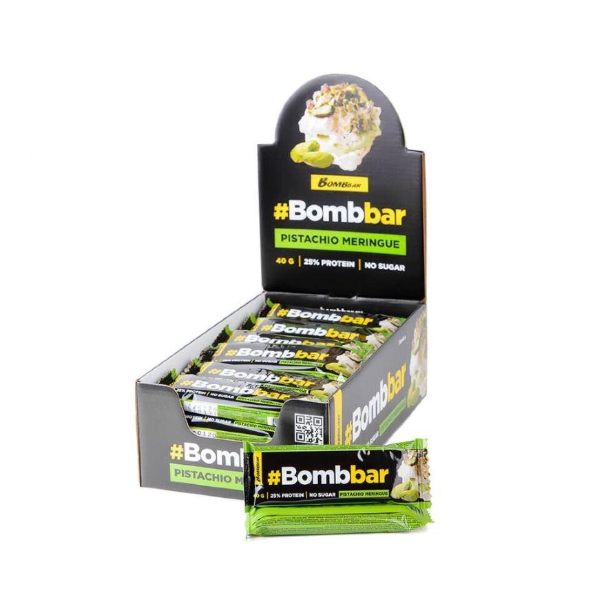 Протеиновый батончик BOMBBAR 40гр