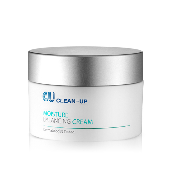 Ультраувлажняющий крем с ламеллярной эмульсией для комби кожи CLEAN-UP Moisture Balancing Cream 50 ml