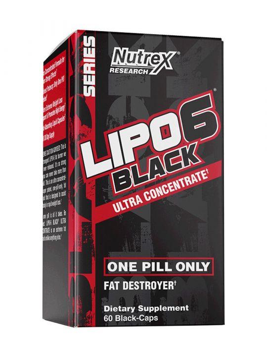 Nutrex - Lipo-6 Black Ultra Concentrate