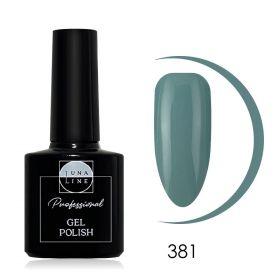 Гель-лак LunaLine 381 — сумеречно-синий