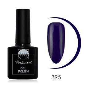 Гель-лак LunaLine 395 — темно-пурпурный