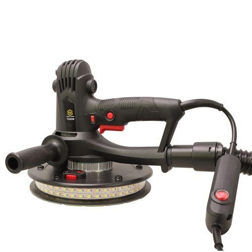 SCHTAER 700G Шлифмашина 180 мм с LED подсветкой и мешком для пыли