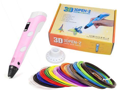 3D კალამი (3dPen-2 ვარდისფერი)