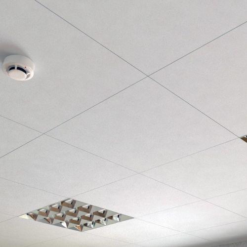 Подвесной потолок алюминиевый кассетный 600х600