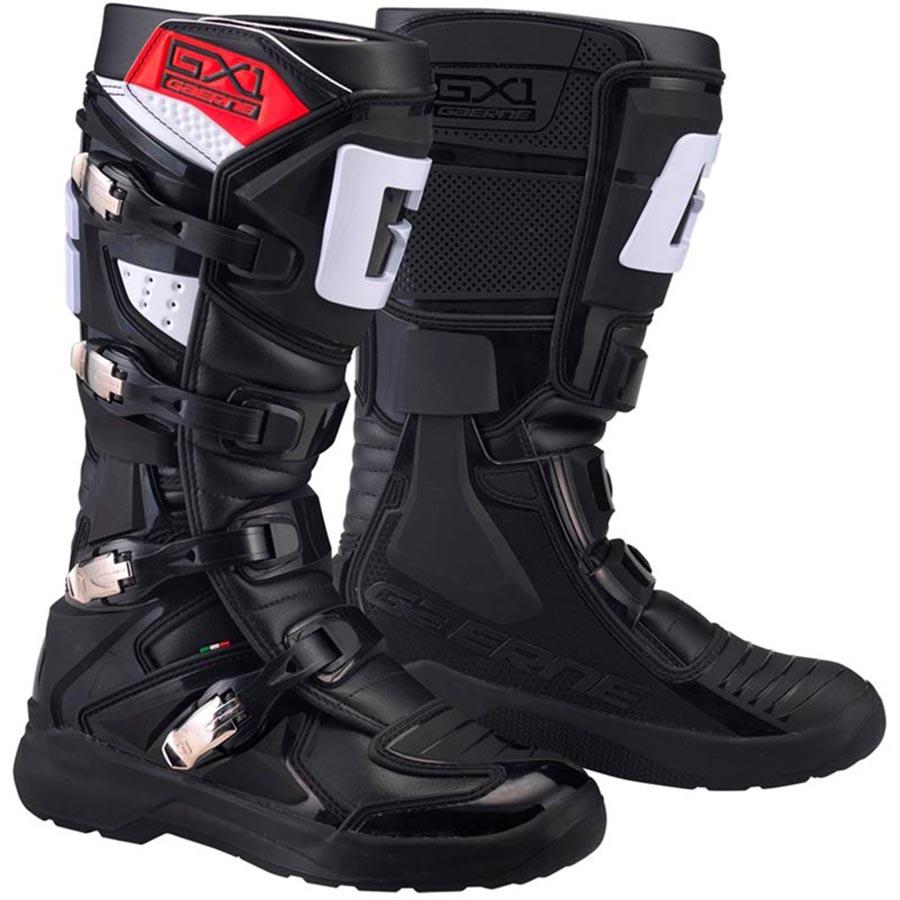 Gaerne GX1 Evo Black мотоботы