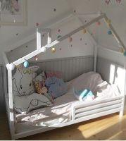 Кровать-домик Calipso №4, любые размеры и цвета