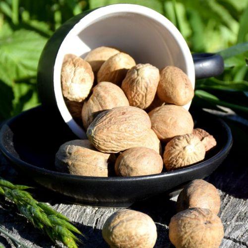 Мускатный орех целый | 50 г | Arveda