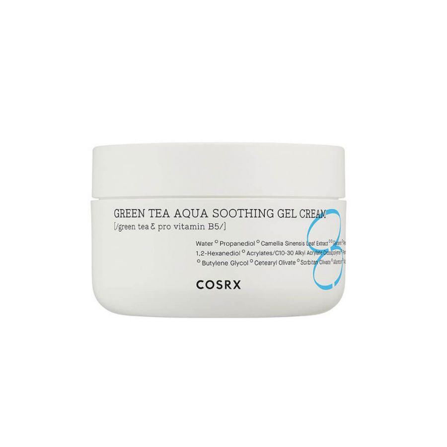 Крем-гель с экстрактом зеленого чая COSRX Green tea Aqua Soothing Gel Cream 50мл