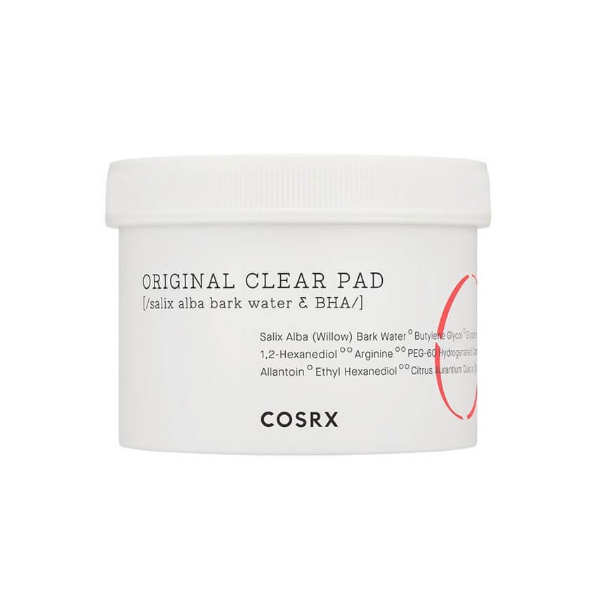 Подушечки очищающие [COSRX]  One Step Original Clear Pad 70шт (135гр)