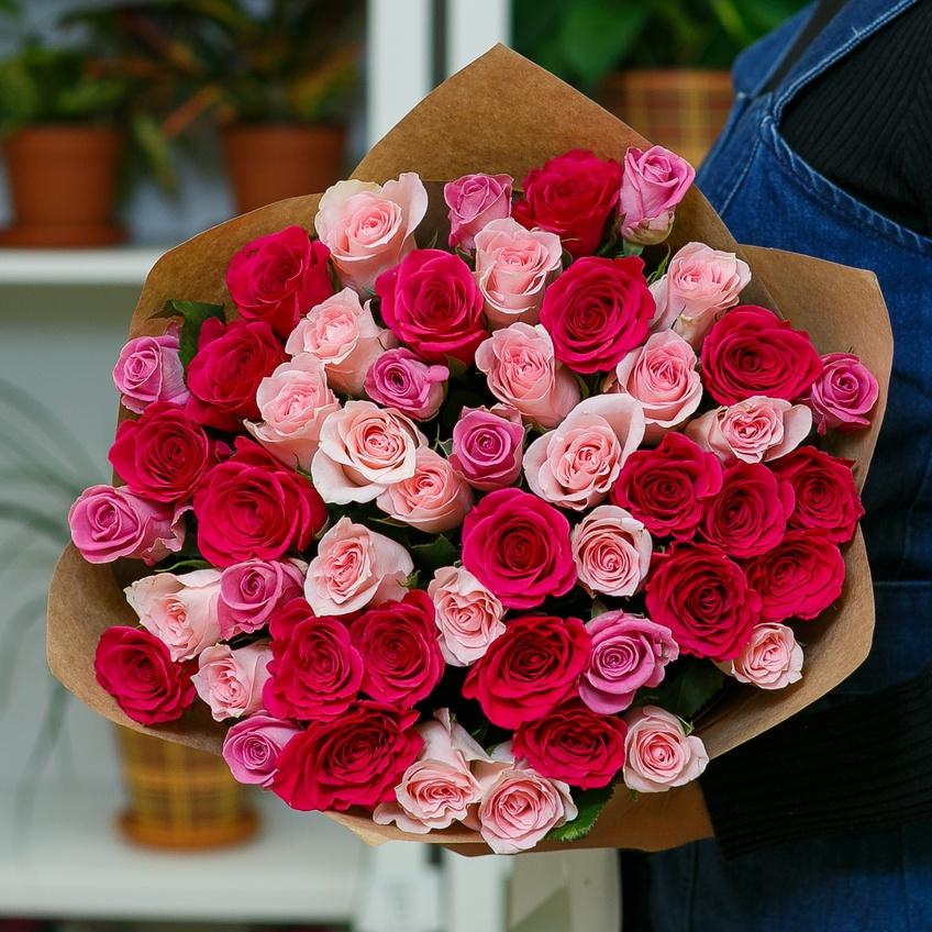 51 кенийская роза микс