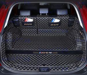 Коврики багажника, кожа, 4 варианта цвета