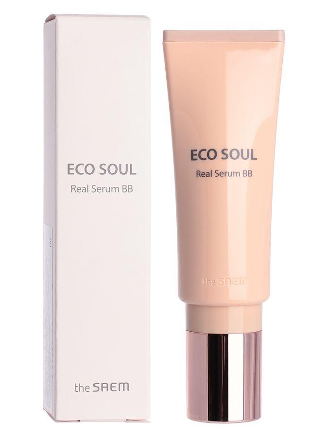 Eco Soul ББ-крем-сыворотка Eco Soul Real Serum BB