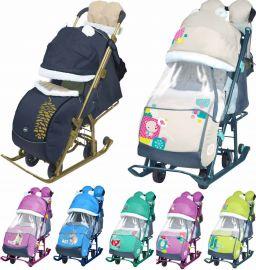 Санки - коляска Ника Детям 7 - 2