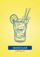 Sketchpad by Mprops.ru (форс) А4 (210 * 297 мм) (напитки)